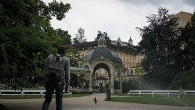 Karlovy Vary gardens